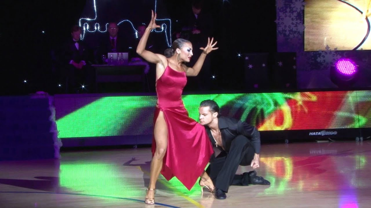 Anna Melnikova Ballroom Dance Gossip Big Surprise Justinas Duknauskas and Anna