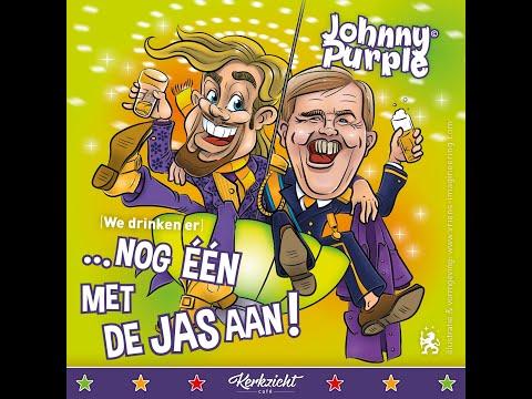 Johnny Purple - Nog één met de jas aan!  (Carnaval 2017)