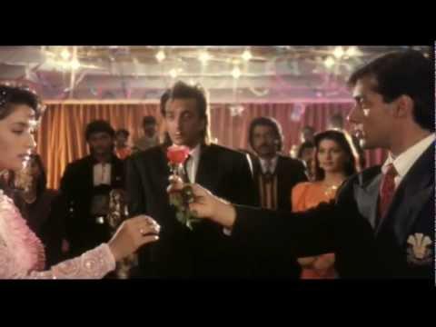 Salman Khan. Saajan. Bahut Pyar Karte Hain