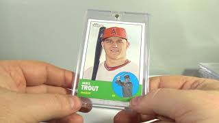 Davessportscards Top 10 Baseball Rookie Cards, Base & Parallels!
