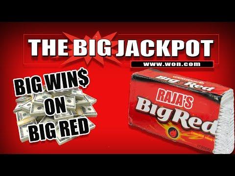 Raja Wins on BIG RED!