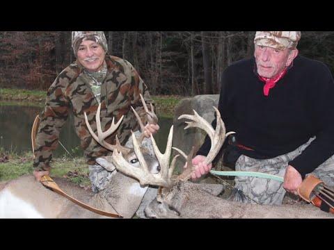 Recurve Bow Hunting - Pennsylvania Whitetail