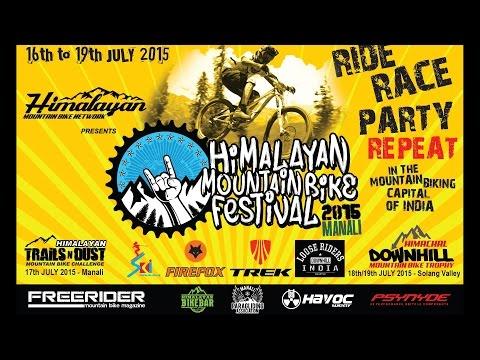 Himalayan Mountain Bike Festival 2015 - Highlights