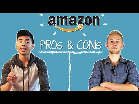 Pros and Cons of Amazon FBA   Is Amazon Right for Your Business?