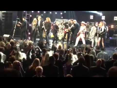 Rock and Roll Hall of Fame 2016 Induction Ceremony Finale