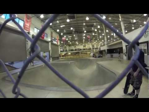A Day at the Combi with Bucky Lasek shot with GoPro HERO3