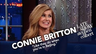 Connie Britton Won