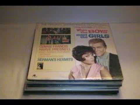 MOVIE AND TV SOUNDTRACK 33 1/3 RECORD ALBUM COLLECTION