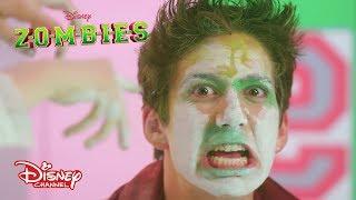 Zombie Makeover | ZOMBIES Reto #6