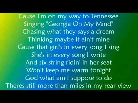 Brantley Gilbert - More Than Miles (With Lyrics)