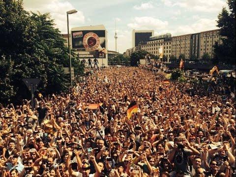 Deutschland Weltmeister 2014: Tage wie diese