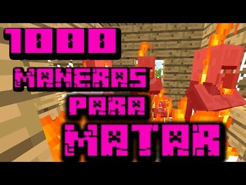 MIL MANERAS DE MATAR A UN ALDEANO