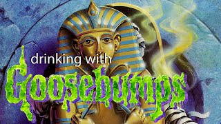 Drinking with Goosebumps #23: Return of the Mummy