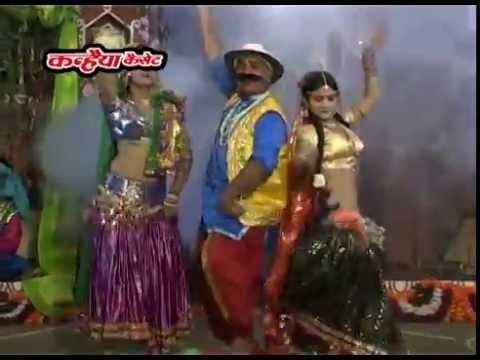 Bhari Gadi Me Jija Ju Kay Pedo - Bundelkhandi Lokgeet video