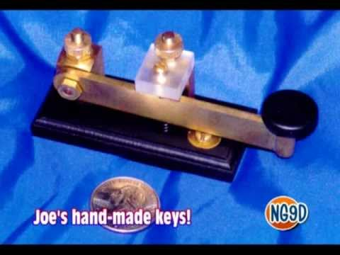 Radio-Telegraph (Morse) Keys