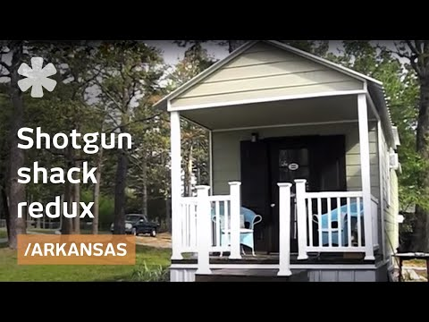 Shotgun shack redux: mortgage-free in 320 square feet