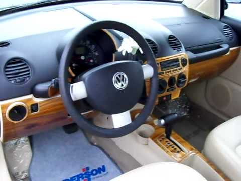 1999 Volkswagen New Beetle GLS Stock #: 99874 Video