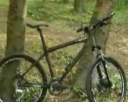 Bike Orbea Satellite 2007