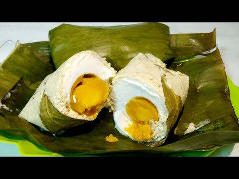 Resep Pepes Telur Asin