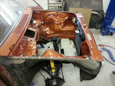 Opel Kadett C 16v Build Umbau