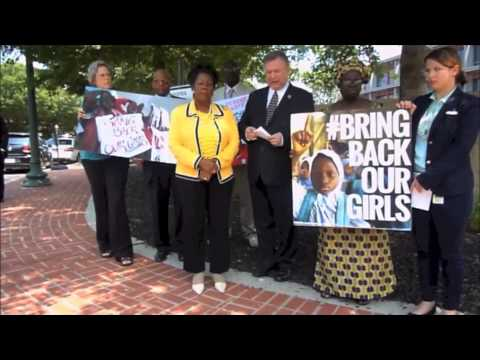 Stockman Demands Justice for Missing Nigerian Girls