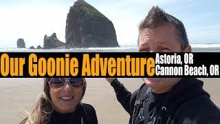 Motorhome RV Living | Portland To The Goonies Coast | Astoria, OR
