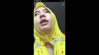 Wow   Cewek Jilbab Ml Sambil Nyetir Mobil Bigo Live