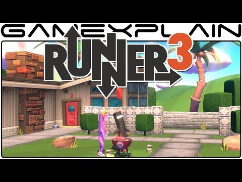 Runner3 - Game & Watch (Nintendo Switch)