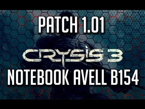 INCRIVEL desempenho de Crysis3 Notebook