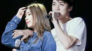 Sehun (EXO) and Irene (RED VELVET) HUNRENE ALL MOMENTS