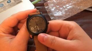 как разобрать часы curren обладают
