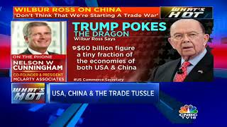 USA, China And The Trade Tussle