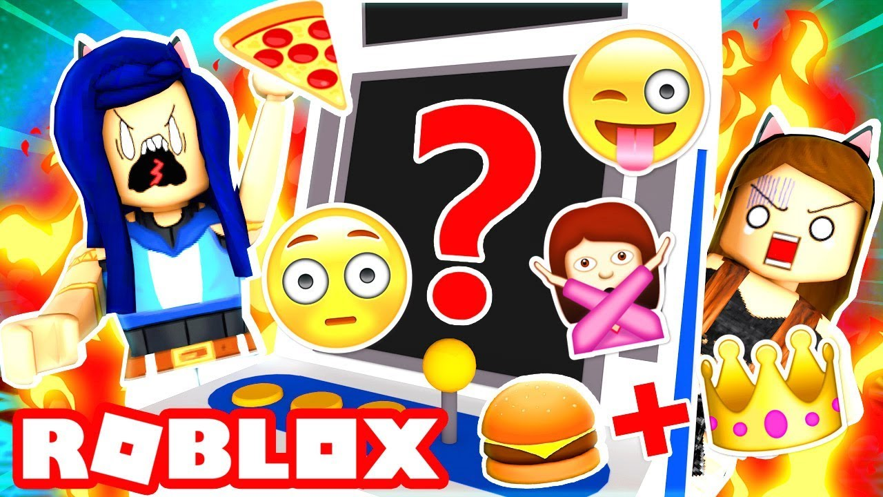 GUESS THE EMOJI CHALLENGE!! ROBLOX EDITION!