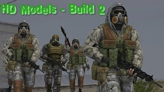 HD Models Addon - Build 2 - Call of Chernobyl