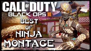 Black Ops 3: Best of Ninja Montage - Funny Moments, Ninja Defuse, Trolling, Knifing Feeds & More!