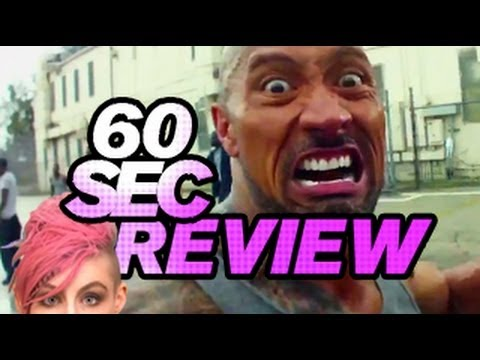 Pain & Gain Review - 60 Second Movie Review + Overtime