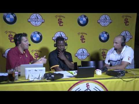 Trojans Live - Clay Helton (9/28/15)