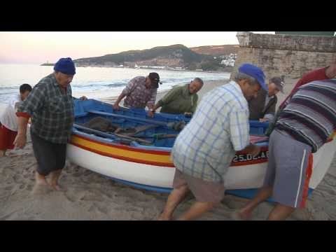 Sesimbra - Pesca Tradicional - Arte X�vega
