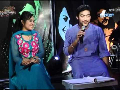 Artist Of The Month Epi 8 Part 2 5 Singer : Sara Raza And Ali Abbas video