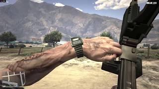 GTA V REALISTIC WEAPON SOUNDS 3.2 [MOD SHOWCASE]