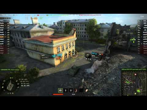 World Of Tanks Осмотр праздничного ангара и обзор нового легкого танка ЛТП