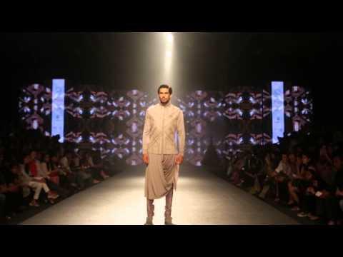 """BMW India Bridal Fashion Week 2015   Day 4   Shantanu & Nikhil - """"The Mahal"""""""