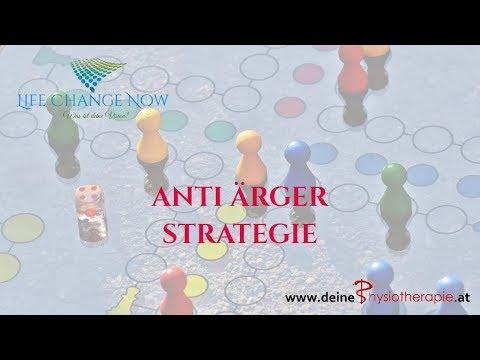 Anti Ärger Strategien