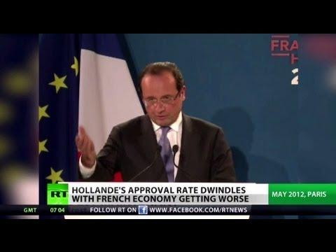 You've Got Mali: Hollande's neo-colonial warfare killing French welfare