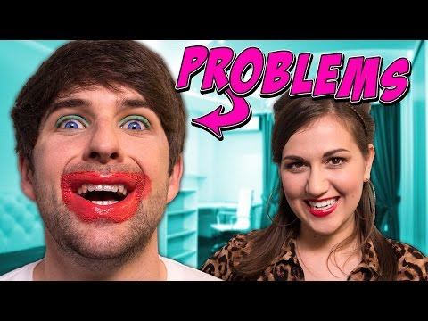 If Guys Had Girl Problems video