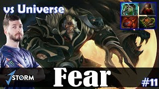 Fear - Lycan MID | vs Universe (Faceless Void) | Dota 2 Pro MMR Gameplay #11