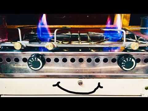 Origo 6000 Alcohol Stove/Oven Review | Sailing Wisdom