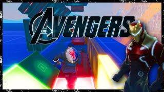 Avengers Theme with Fortnite Music Blocks | Fortnite