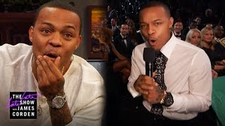 Shad Moss Watches His GRAMMYs Flub for First Time