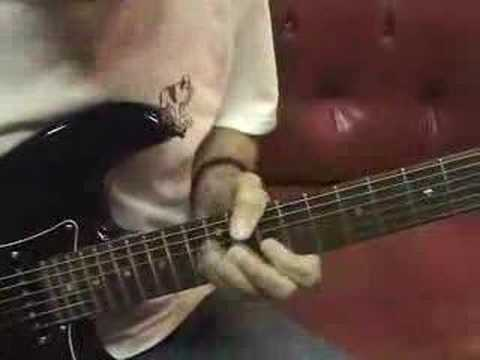 Scott Henderson Guitar Lesson on FPE-TV